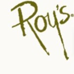 Roy's Restaurant - SD Marriott Marquis & Marina
