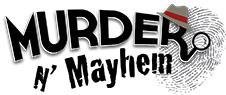 Murder n' Mayhem Logo