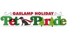 Gaslamp Holiday Pet Parade logo