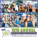 12th San Diego Spirits Festival