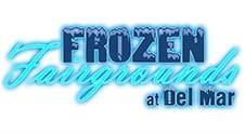 Frozen Fairgrounds at Del Mar