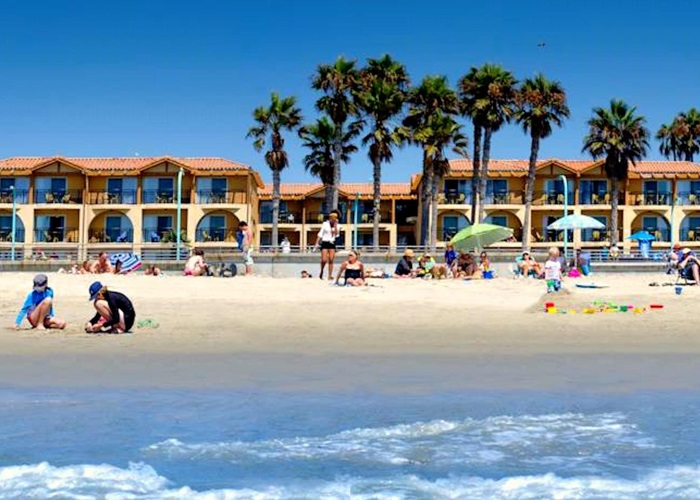 2 Ocean Park Inn