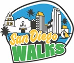 San Diego Walks Logo