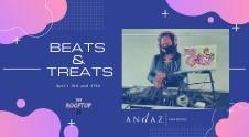 Beats & Treats at Andaz San Diego