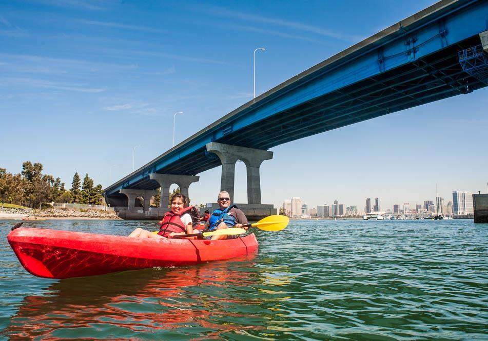 discover kayaking in san diego, cabike \u0026 kayak tours, inc coronado