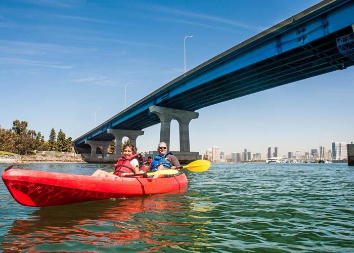 Discover Kayaking In San Diego Ca