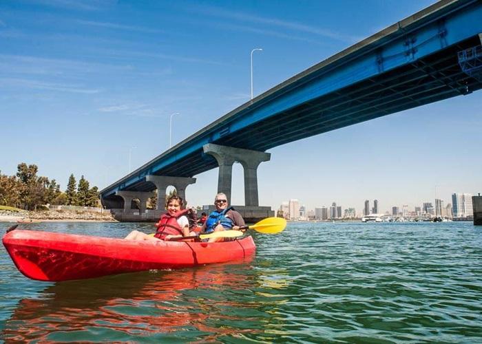 Bike Kayak Tours Inc Coronado