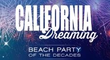 4th of July California Dreaming Beach Party