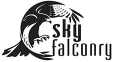 Sky Falconry Logo