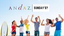 Andaz Sunday's