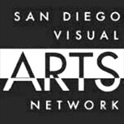 San Diego Visual Arts Network logo