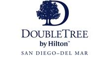 DoubleTree Del Mar logo