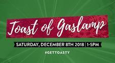 Toast of the Gaslamp