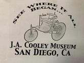 JA Cooley  Museum-San Diego's Hidden Gem