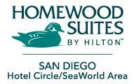 Homewood Suites Hotel Circle Logo