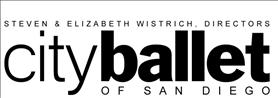 City Ballet of San Diego logo