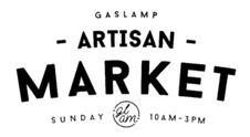 Gaslamp Sunday Artisan Market