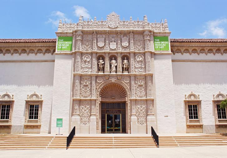 Image result for the san diego museum of art