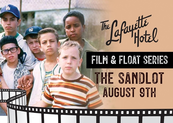 Film & Float: The Sandlot - The Official Travel Resource for