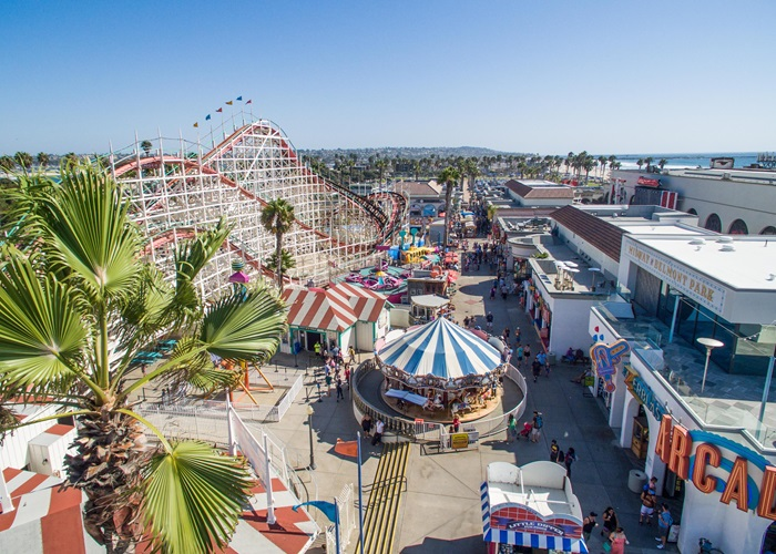 Belmont Park San Diego Ca Amusement Amp Entertainment Center