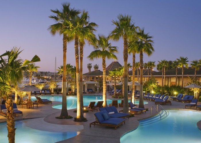 4 hyatt regency mission bay spa marina - San Diego Luxury Hotels And Resorts