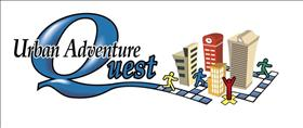 Urban Adventure Quest Logo