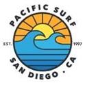 Pacific Surf School Logo