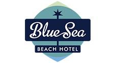 Blue Sea Beach Logo