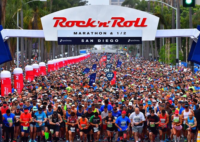 9d562639a95 2019 SAN DIEGO ROCK  N  ROLL MARATHON SERIES - The Official Travel Resource  for the San Diego Region