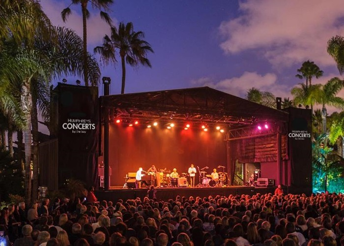Humphreys Concerts By The Bay The Official Travel