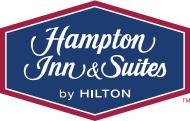 Our hotel is under the brand of Hampton Inn and Suites and offers complimentary hot buffet breakfast, internet, and daily parking.