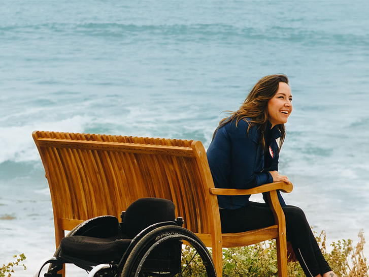 Alana Nichols Accessible San Diego