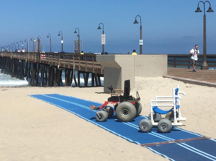 Beach Wheelchairs - Imperial Beach - Accessible San Diego