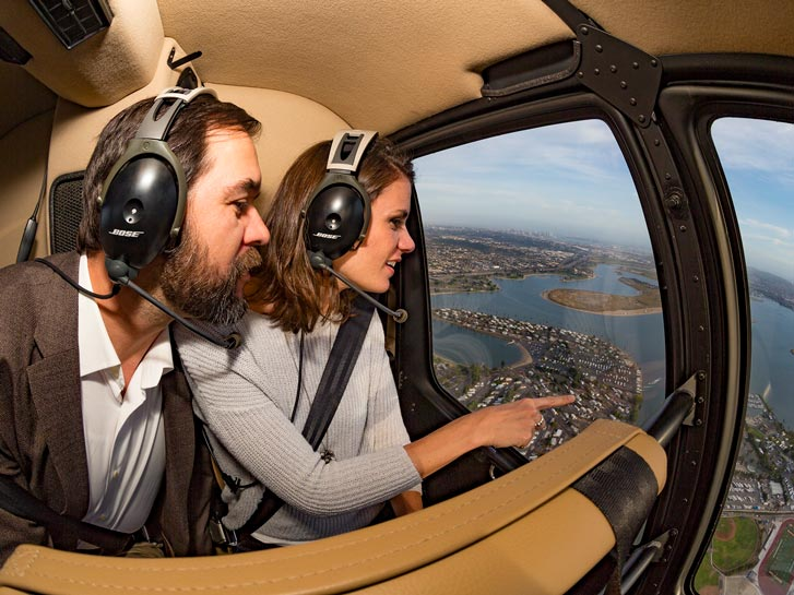 Rotor Zen Helicopter Tour - Accessible San Diego