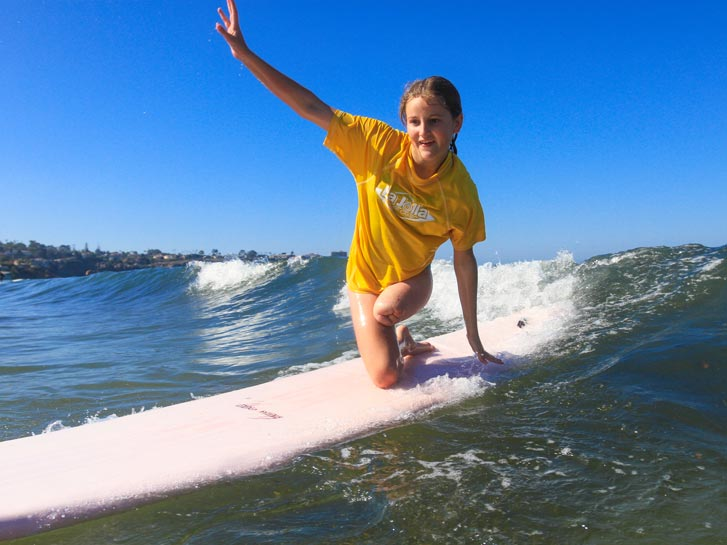 Adaptive Surf Lessions - Surf Divas - Accessible San Diego