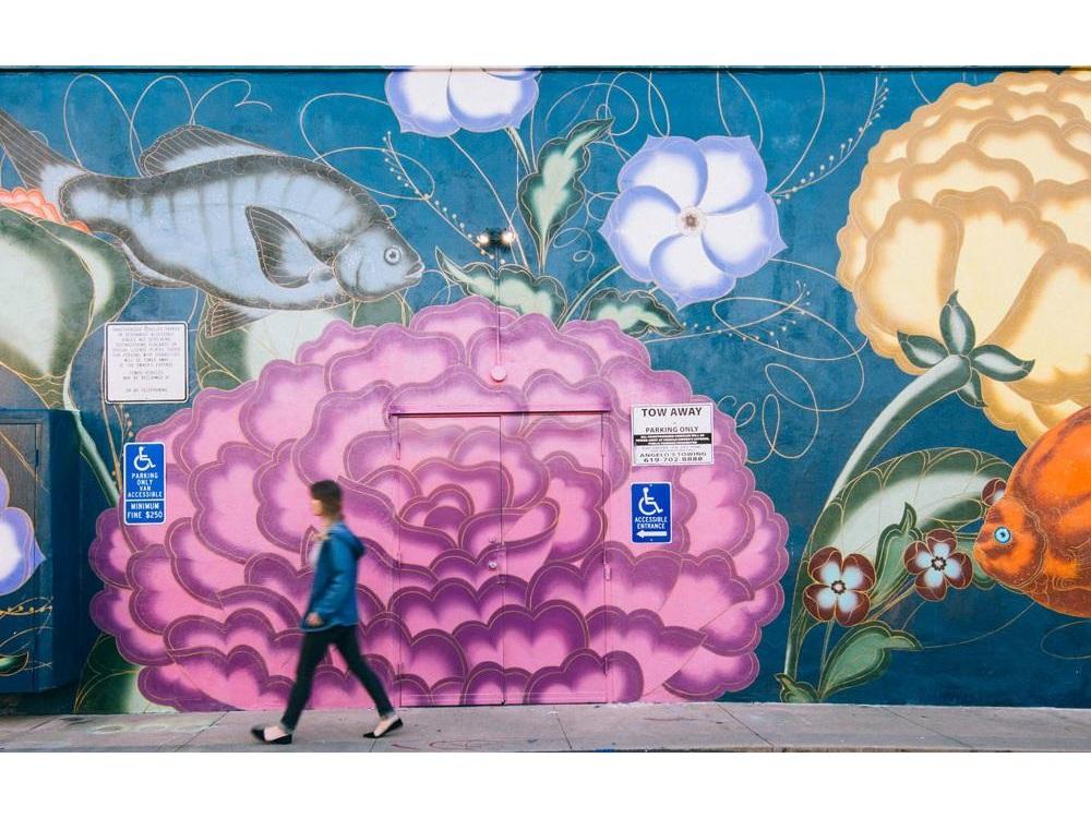 Ten Sweet Spots For San Diego Street Art