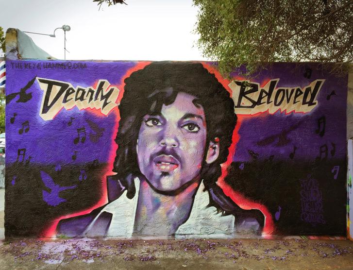 Dearly Beloved Mural San Diego