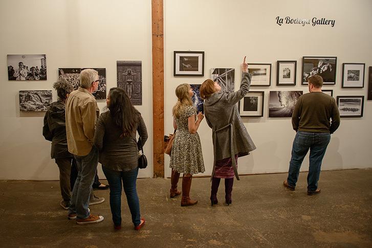 La Bodega Gallery opening