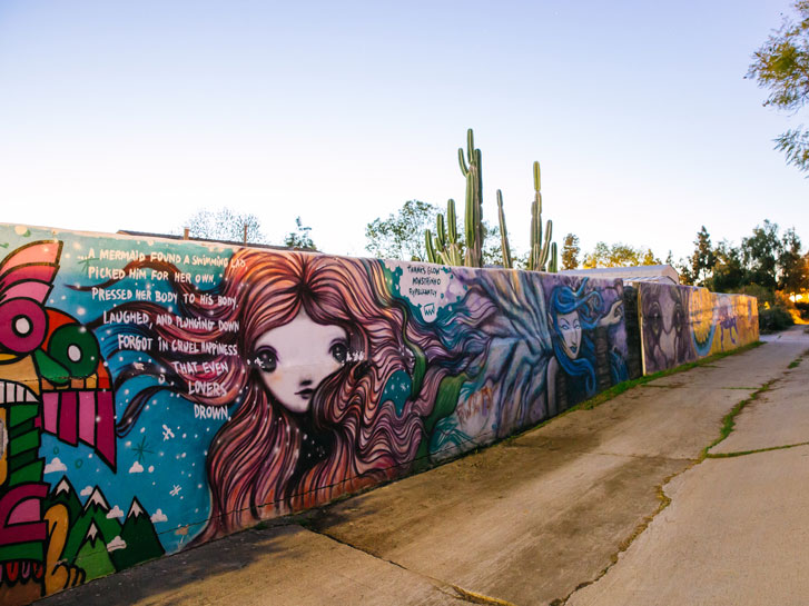 Ten Sweet Spots for San Diego Street Art