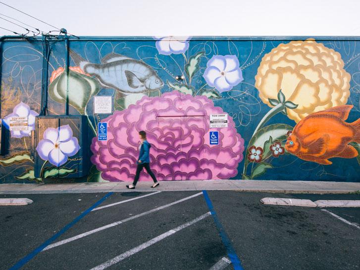 SeaWalls: Murals for Oceans