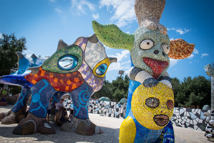 Art in Queen Califia's Magical Circle | North San Diego County