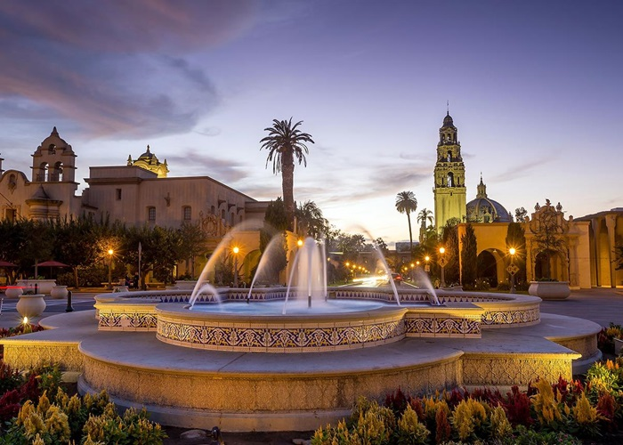 Image result for 1. Balboa Park