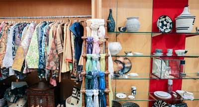 Balboa Park Mengei Gift Shop