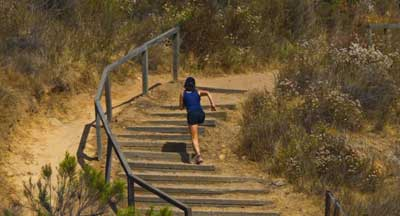 Hiking Balboa Park