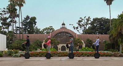 segway balboa park