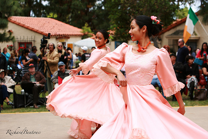 Photo Credit -Richard New -Philippine Dancers
