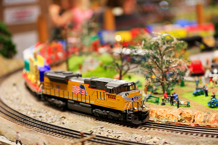 San Diego Model Railroad Museum