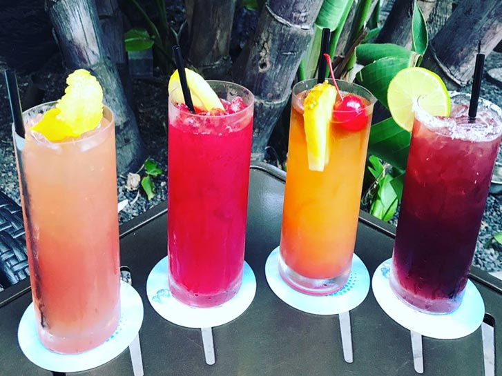 Mai Tais - Catamaran Resort Hotel & Spa