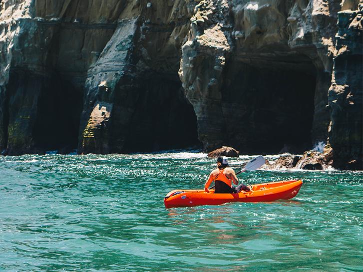 Alana Faves at LaJolla Cove | San Diego CA