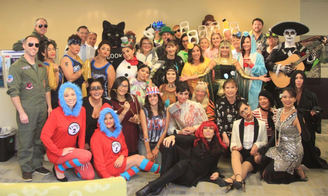 2017 Halloween Fun at SDTA